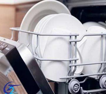 آموزش گام به گام استفاده از ماشین ظرفشویی