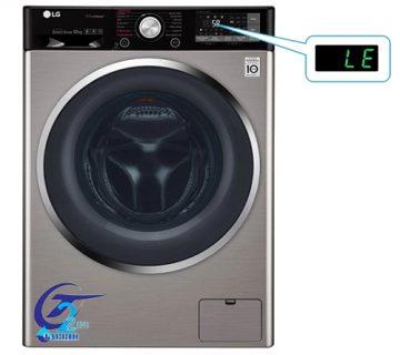کدخطای ماشین لباسشویی ال جی