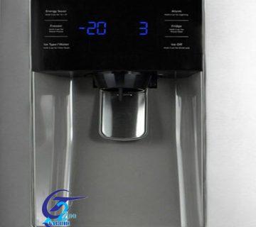 تنظیمات صفحه نمایشگر یخچال سامسونگ