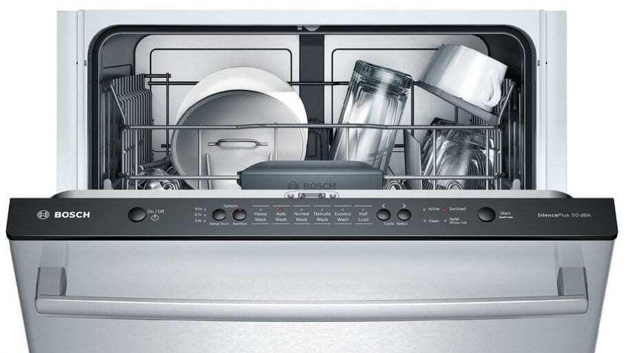 ارورهای ماشین ظرفشویی بوش
