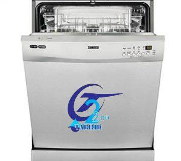 ارورهای ماشین ظرفشویی زانوسی