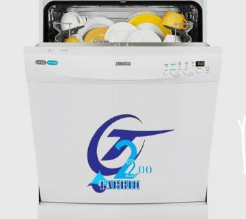 برنامههای ماشین ظرفشویی زانوسی