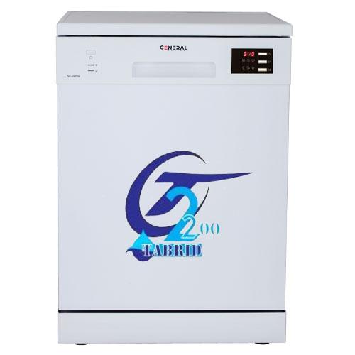 برنامههای شستشوی ماشین ظرفشویی آدمیرال