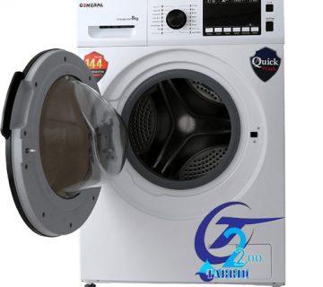 ارورهای ماشین لباسشویی جنرال الکتریک
