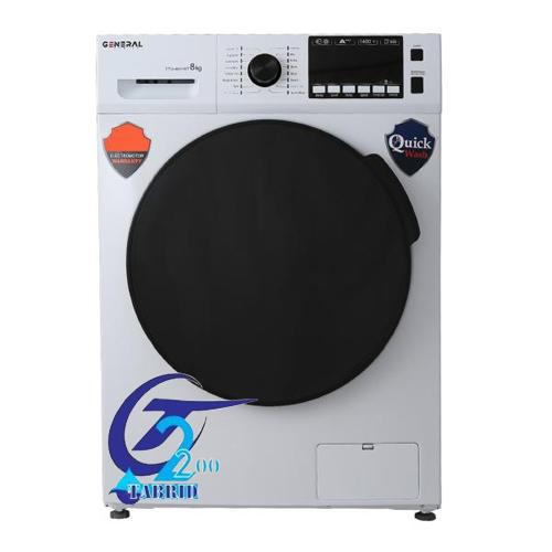 برنامه های ماشین لباسشویی جنرال الکتریک
