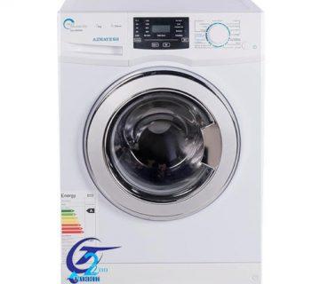 ارورهای ماشین لباسشویی آزمایش