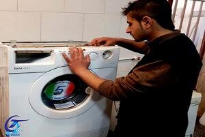 محمد باقری تعمیرات لباسشویی
