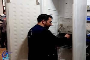 محمد نظیفی تعمیرات یخچال