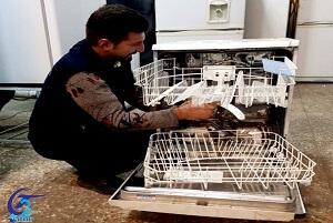 میثم رنجبر تعمیرات ظرفشویی